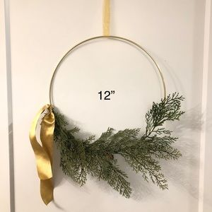 Holiday - Minimalist wreath